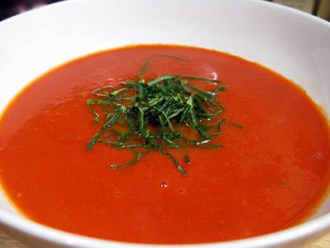 Spicy Tomato Soup Recipe Dishmaps