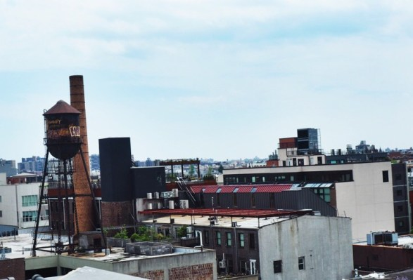 williamsburg brooklyn rooftops