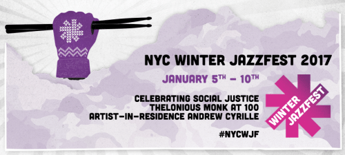 NYC winter jazz fest