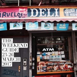 brooklyn weekend guide