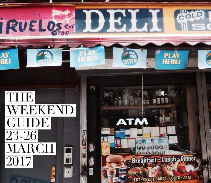 brooklyn weekend guide