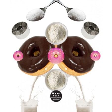 brooklyn kitchen doughnut class