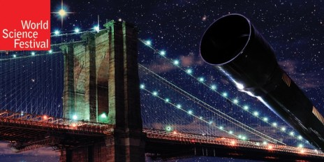 star gazing in brooklyn bridge park
