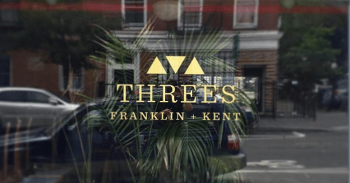 threes brewing in greenpoint