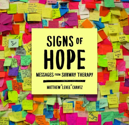 signs of hope at words books