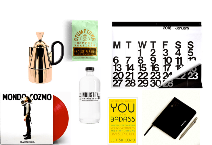 gifts for the go-getter