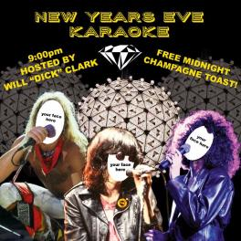 new years eve at the diamond in greenpoint