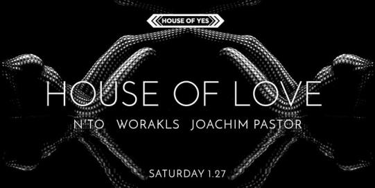 house of yes black and white