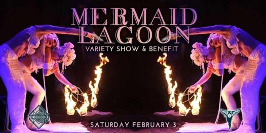 mermaid lagoon benefit at house of yes