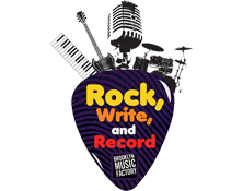 Brooklyn Music Factory Rock Write Record Summer Camp