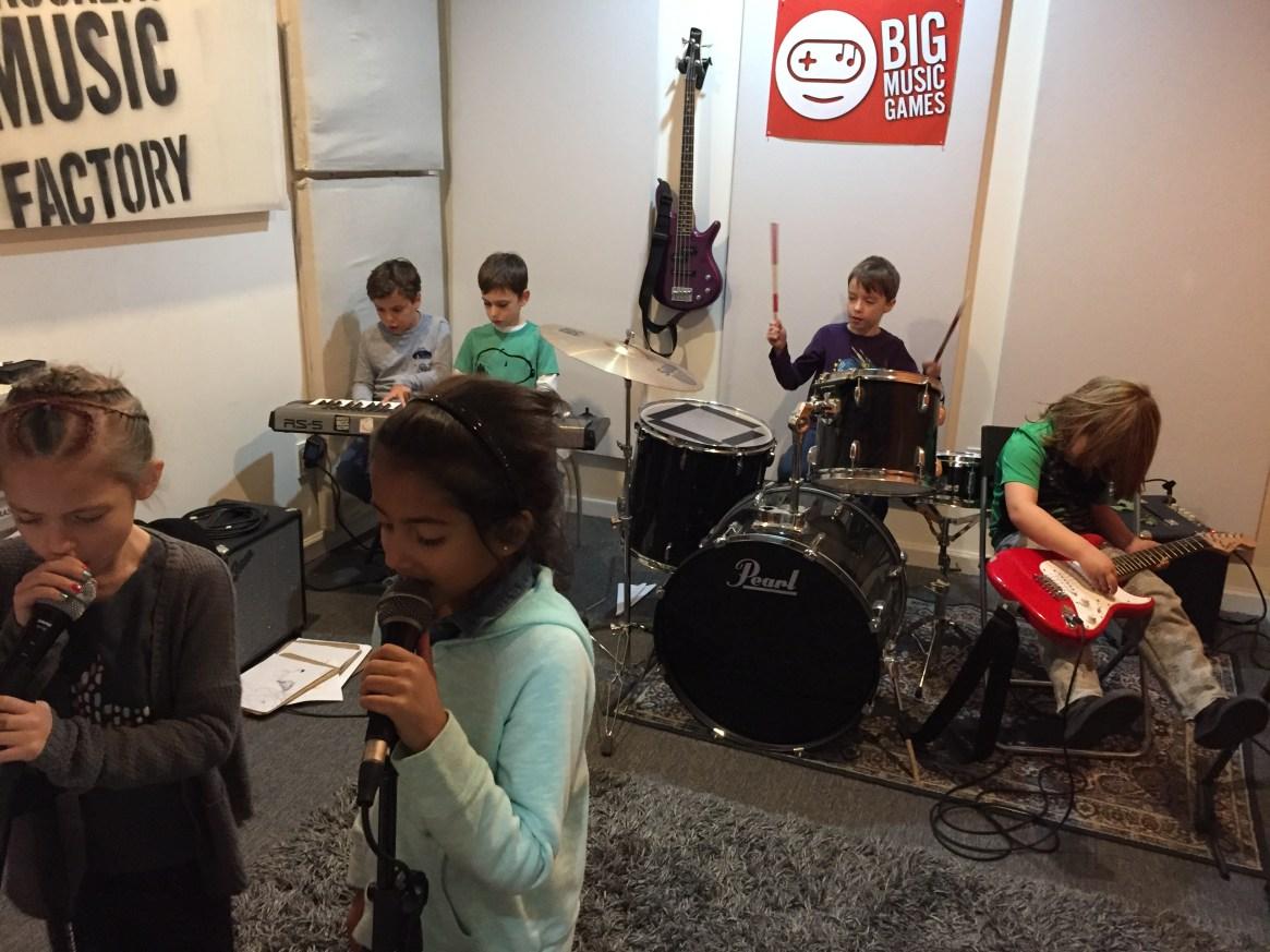 kids music class brooklyn
