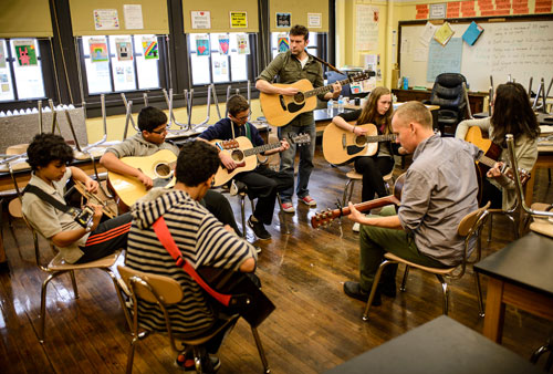 Rock N Roll Junior High School Brooklyn Paper