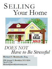Book Selling Your Home Does Not Have To Be Stressful Michael S Reinhardt