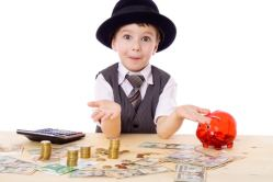 Teaching kids about money and how to build wealth
