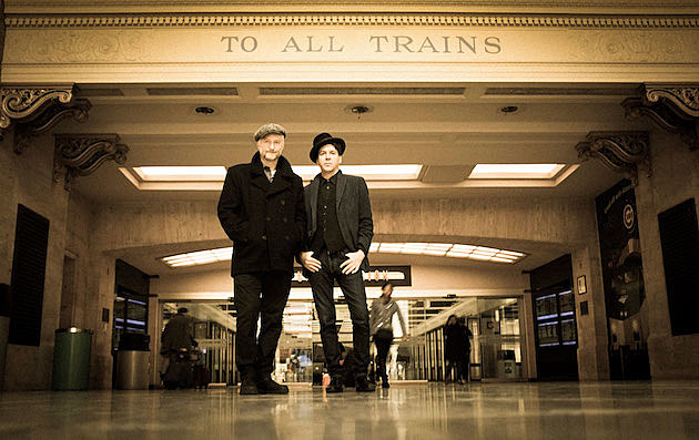 Image result for billy bragg and joe henry