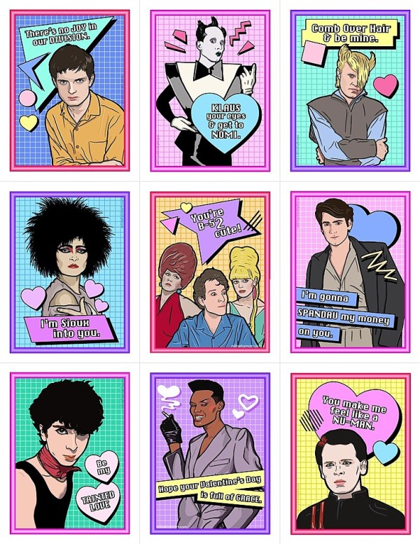 Send Cure Smiths Bowie Siouxsie Stranger Things