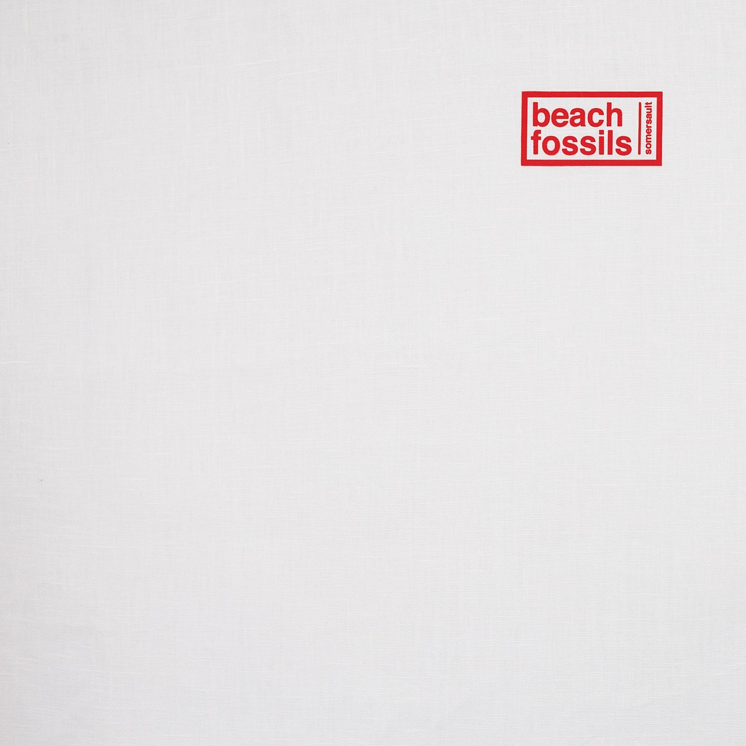 Image result for beach fossils somersault
