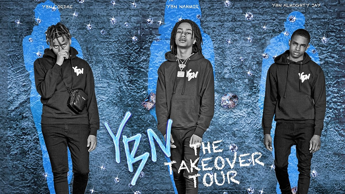Image result for YBN Takeover