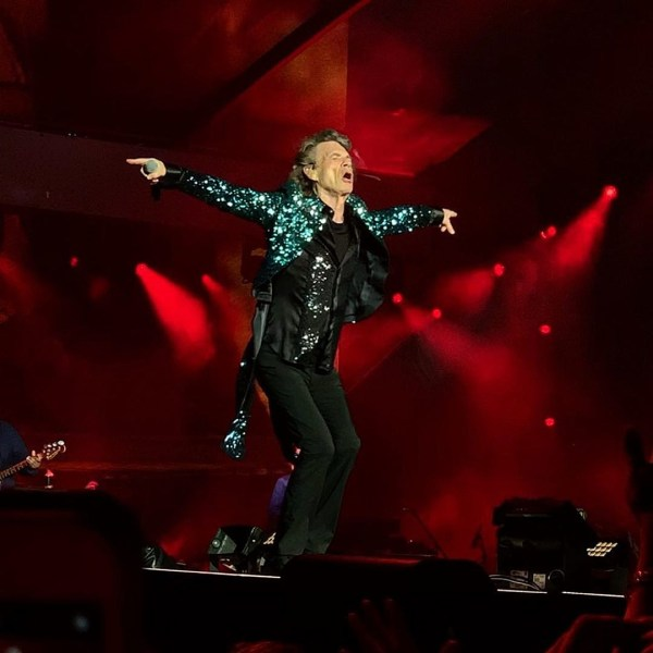 The Rolling Stones Finally Play New Orleans Tonight Mercedes