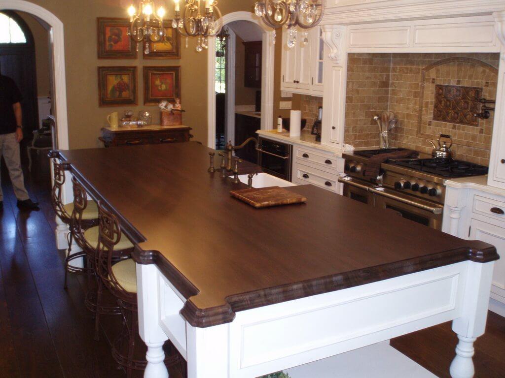 Brooks Custom Kitchen Countertop Gallery