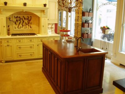 Copper Countertops - Brooks Custom