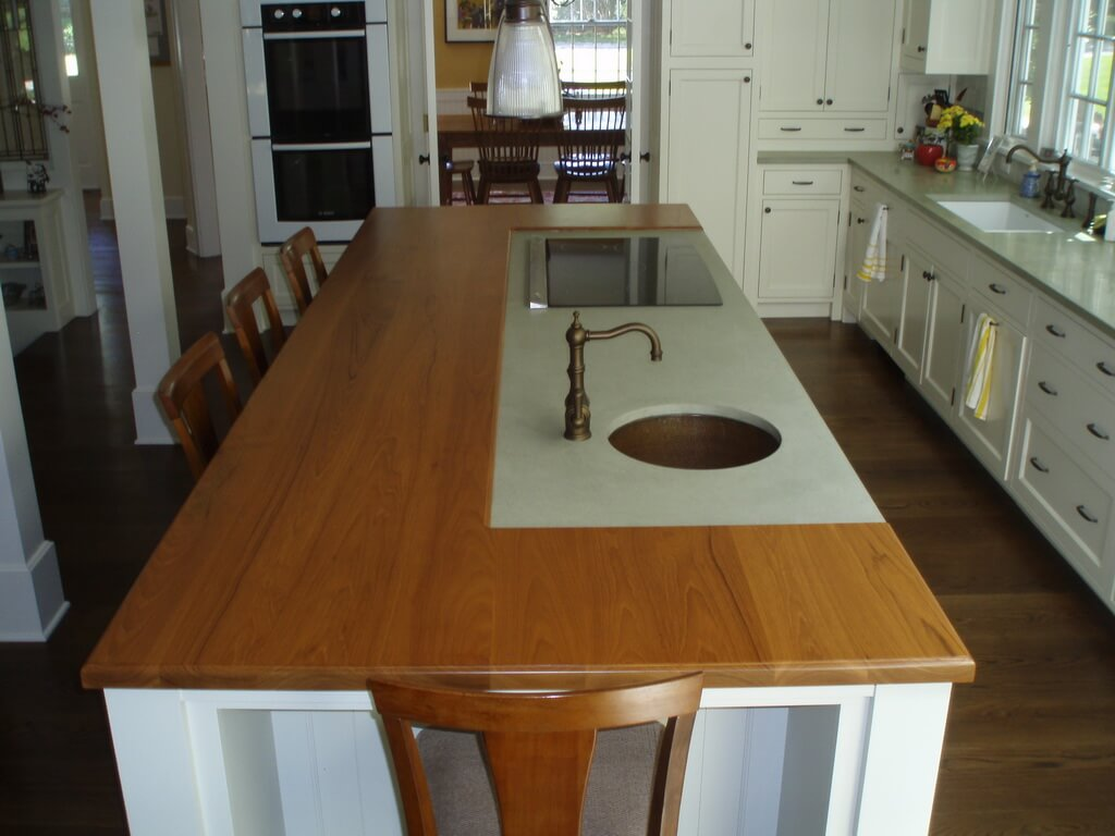 Kitchen Countertops And Islands