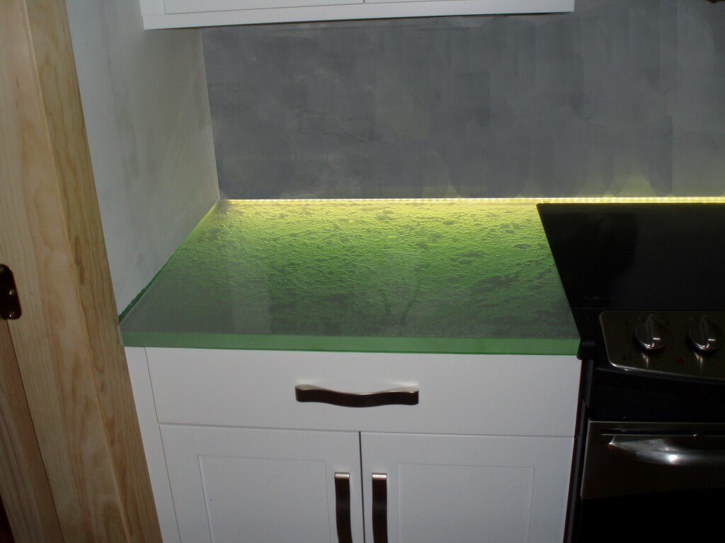 Kitchen Countertops Stainless Steel
