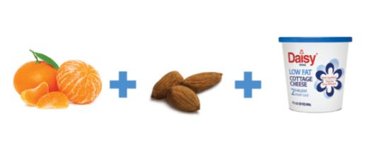 Daisy Mandarin Almond