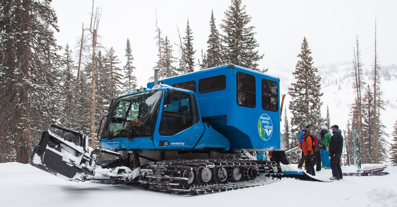 Snowcat Ski