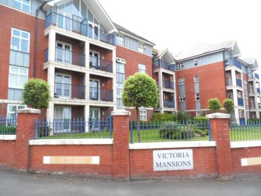 Victoria Mansions, Blackpool, FY3 8QG