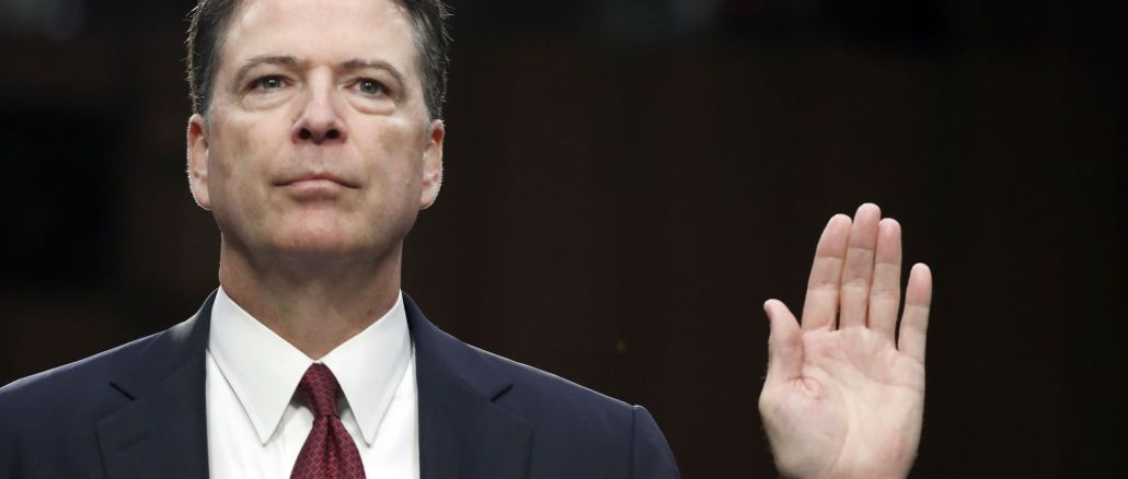 James Comey Releases Explosive Tape
