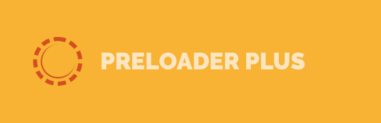 Preloader Plus – WordPress Loading Screen Plugin