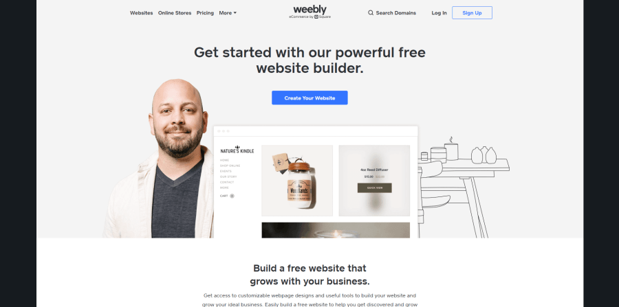 5. Weebly
