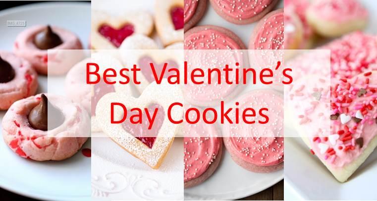 8 Best Valentines Cookies 2017 Top Homemade Valentines