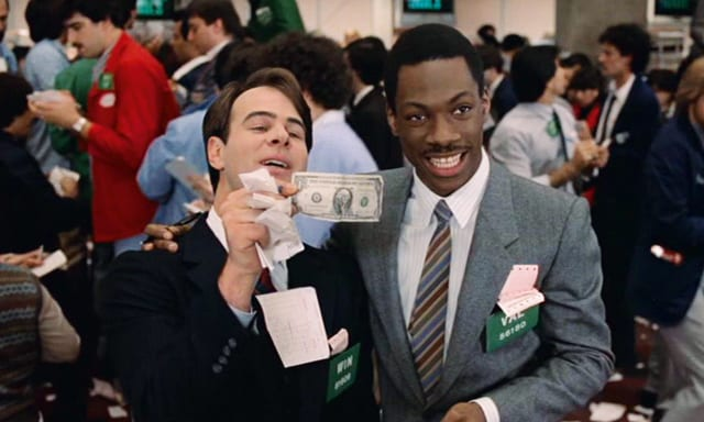 Image result for one dollar trading places