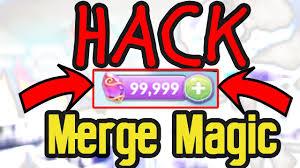 merge magic hack apk