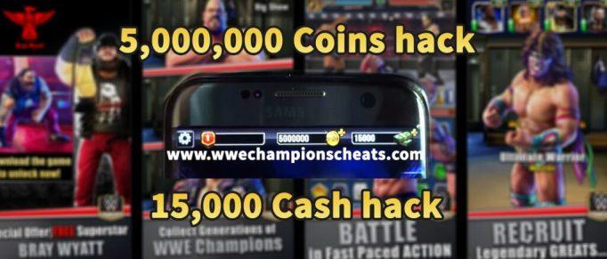 wwe champions cheat