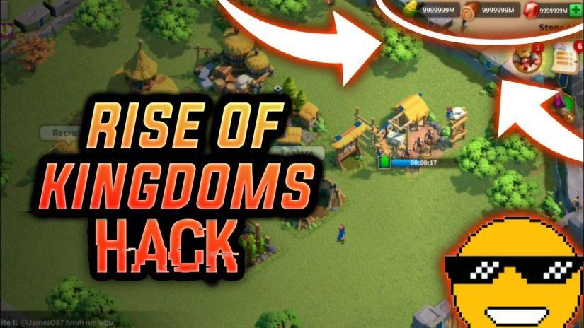 rise of kingdoms hack apk