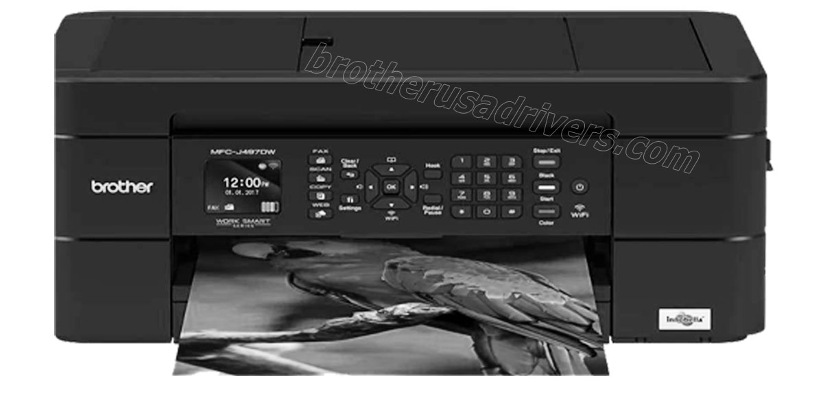 Brother MFC-J497DW Driver Download