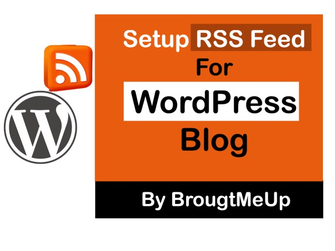 setup feedburner for wordpress