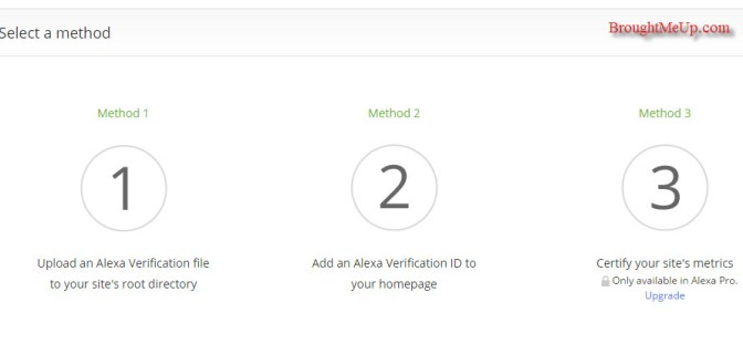 methods to claim site in alexa