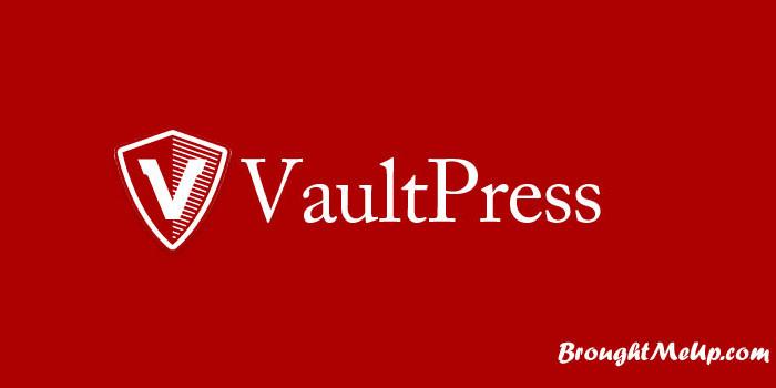 VaultPress WordPress backup service