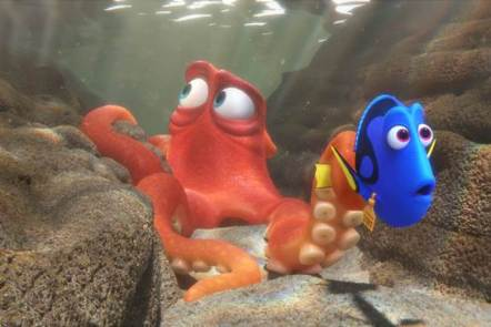 Printable Finding Dory Learning Fun for your family to enjoy after seeing Finding Dory by Disney Pixar in a theatre near you.