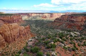 Colorado Monument Canyon