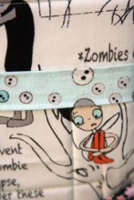 zombie themed technology accessories