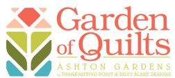 Garden of Quilts Logo