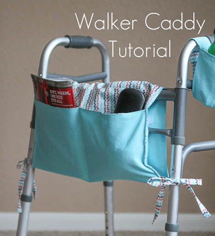 Walker Caddy Tutorial