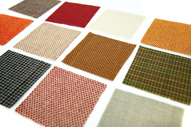 Woven Wools from Stacy West for Riley Blake Designs