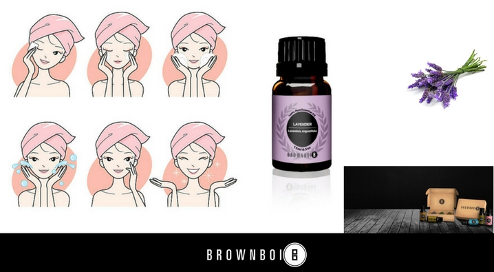 Lavender Oil- BrownBoi The Grooming Club