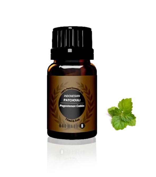 Essential Oils Patchouli - BrownBoi